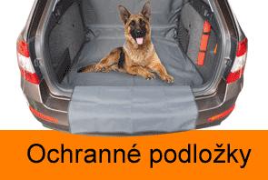 Ochranné podložky do auta